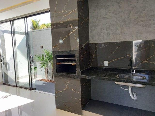 Casa para venda com 125 metros quadrados com 3 quartos no Residencial Veredas dos Buritis - Foto 18