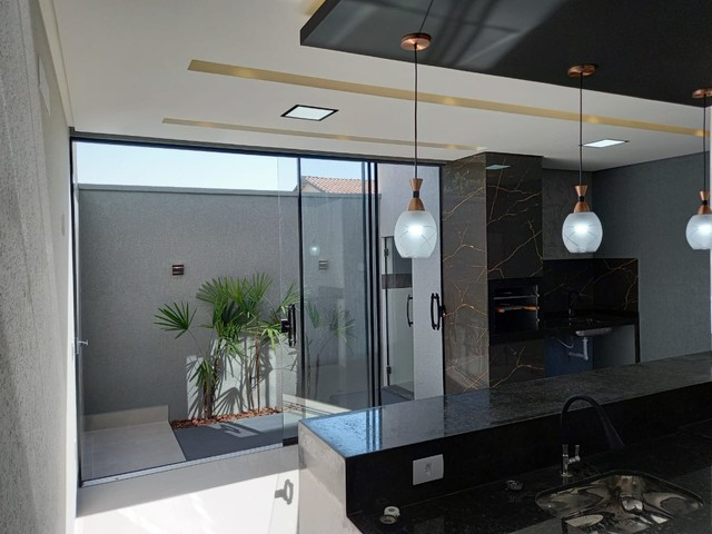 Casa para venda com 125 metros quadrados com 3 quartos no Residencial Veredas dos Buritis - Foto 12