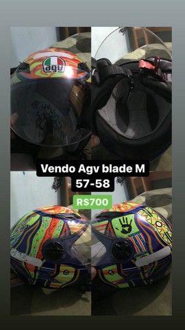Vendo agv blade M 57-58