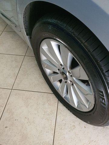 Abaixo da Fipe - Kia Cadenza Automático Teto Solar modelo 2011  - Foto 13