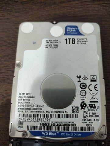 HD 2.5 Sata notebook zero