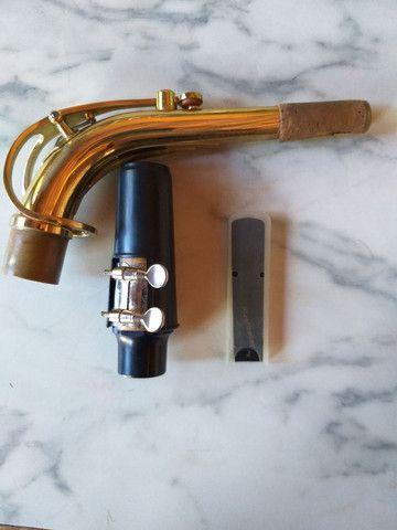 Saxofone Alto Michael Mib 1999 - Foto 5