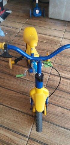 Cavalinho e bicicleta  - Foto 2