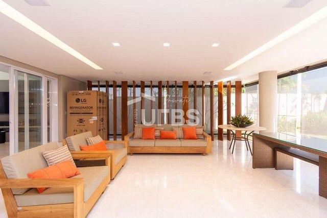 Moderno sobrado de luxo no Alphaville Araguaia, com 442 m² e 4 suítes, com lazer completo - Foto 7