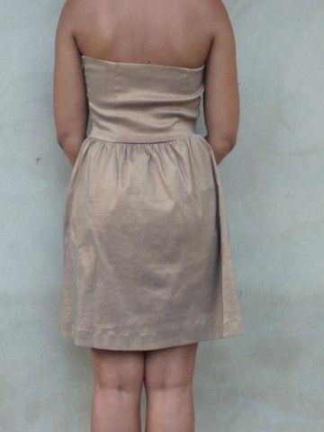 Vestido curto de festa  - Foto 4