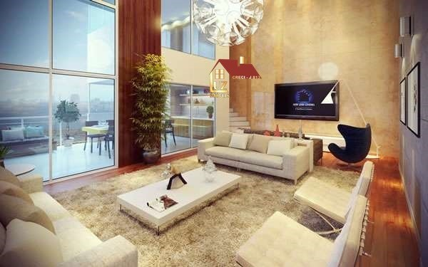 Geovanny Torres vende:: Cobertura no Edifício Premium (vista p/ Baia) {mais inf~}  - Foto 2