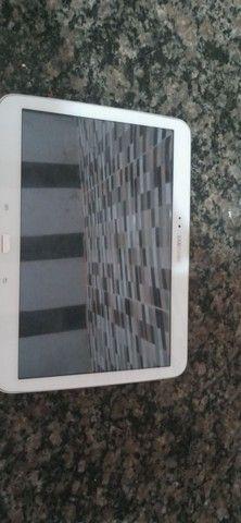Vendo tablet Samsung super grande pega chip  - Foto 4
