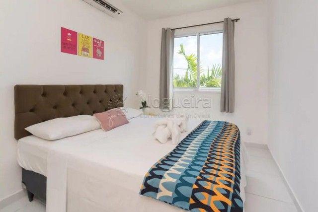 JO-Lindo apartamento mobiliado com 3/4 em Muro Alto - Foto 7