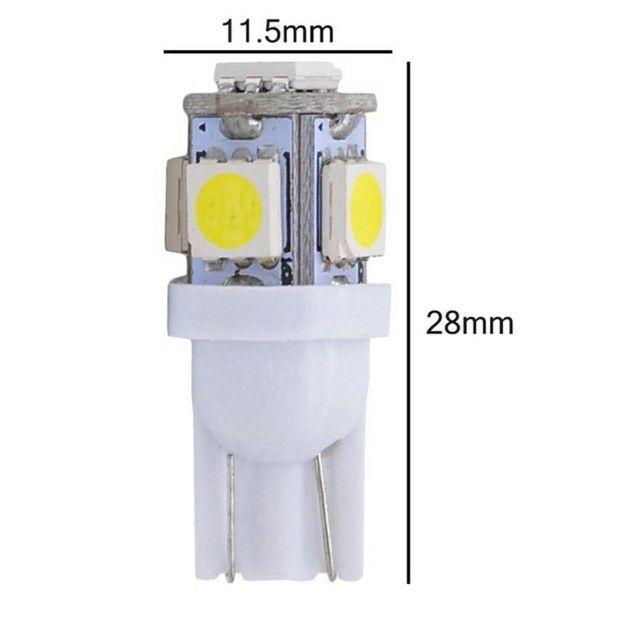 Par de Lampadas Super LED (BAIXOU!!) H1 H27 H3 H4 H7 HB3 HB4 H11 H8 H16 - Foto 7