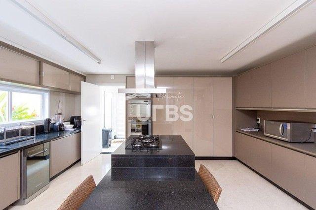 Moderno sobrado de luxo no Alphaville Araguaia, com 442 m² e 4 suítes, com lazer completo - Foto 17