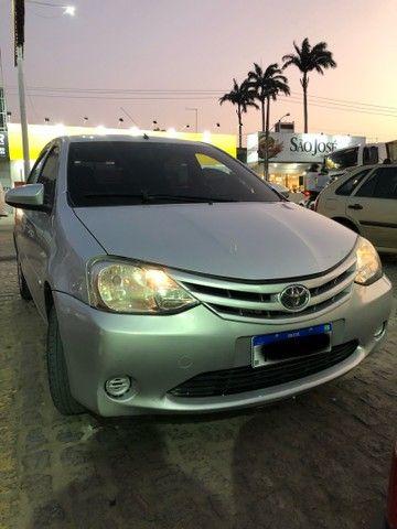 Toyota etios 1.3X completão  - Foto 10