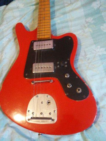 Guitarra giannini - Foto 2