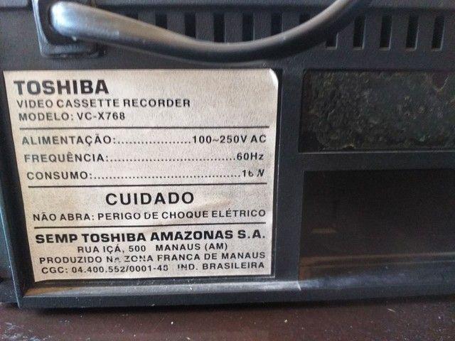 Video cassete Toshiba BARATO - Foto 2