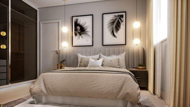 Apartamento com 2 quartos   1 suíte   Varanda Gourmet   2 vagas   Bairro Jardim Finotti - Foto 7