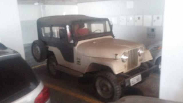 Ford Willys Jeep Willys 1975