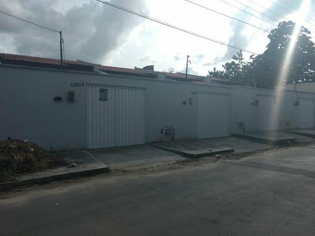 Casas novas de 5 metros de frente em Maracanaú