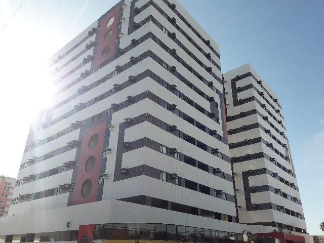 Apto NOVO com 80 M2 e 3/4 na Ponta Verde. Condomínio à R$ 300,00 e área de lazer completa