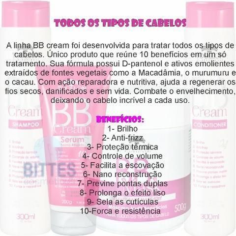 BB cream Toollon Tratamento Capilar 10X1 Reconstrução é Cauterização - Foto 3