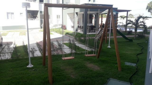 Villa Milano - Apartamento 59,79m² com 3 quartos Parque 2 Irmãos - Foto 8