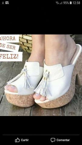 eb6d306cc3 Tamanquinho - Roupas e calçados - Morada Nobre