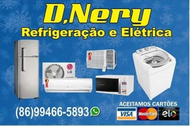 Refrigeração i eletricista