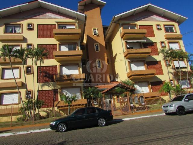 Apartamento à venda com 1 dormitórios em Florestal, Lajeado cod:194774