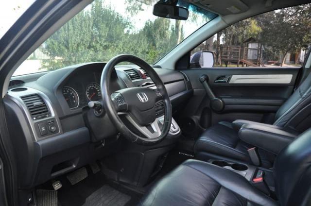 Honda Cr-v Exl 2.0 16v 4wd 2011 Gasolina - Foto 13