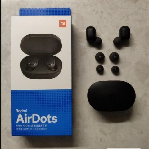Fone Bluetooth Xiaomi Redmi Airdots Original ( Over Shop ) - Foto 6