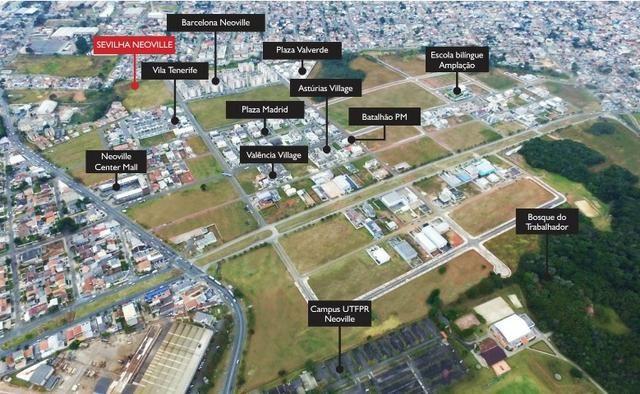 Ótimo Terreno Localizado na Av das Indústrias no Neoville Financie em até 120 meses direto - Foto 7