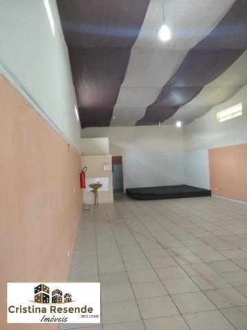 Alugo execelnte sala comercial no Pereque Mirim - Foto 4