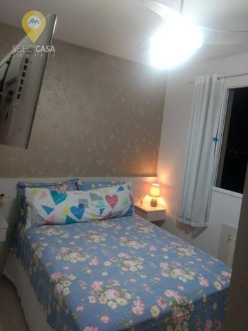Lindo apartamento em morada de laranjeiras 2 quartos - Foto 17