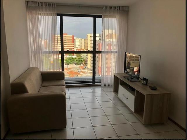 Quarto e sala,nascente na Ponta Verde, varanda, 45 m²,área de lazer completa na cobertura! - Foto 11