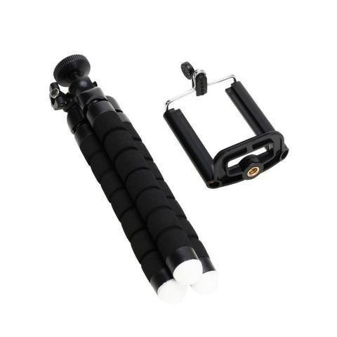Mini Tripe Articulado Tripod Universal Celular e Cameras - Foto 6