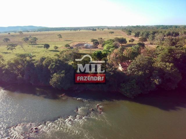 Fazenda 22 Alqueires (106 hectares) Nova Xavantina-MT