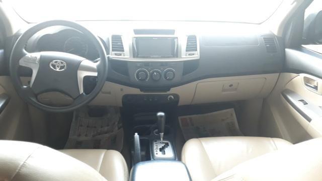 Hillux sw4 2.7 aut. flex 7 lugares - Foto 5