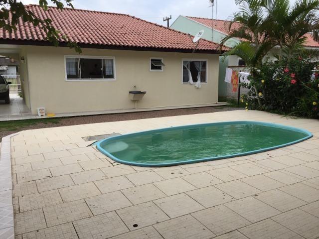 Linda Casa da Praia com Piscina 5 quartos em Itapoá- SC - Foto 5