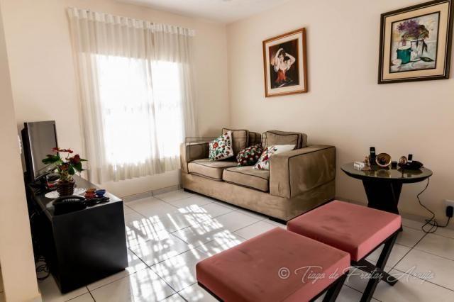 Linda Casa 3 dormitório com Suíte e Garagem Interna no Villa Flora em Sumaré - Foto 2
