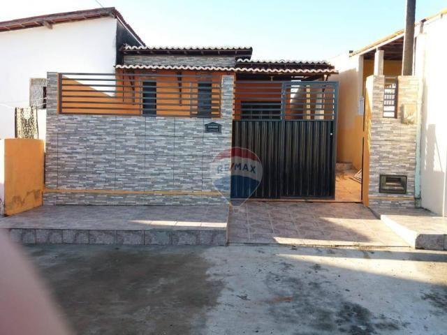 Casa com 2 dormitórios para alugar, 80 m² por r$ 500/mês - boa esperança - parnamirim/rn