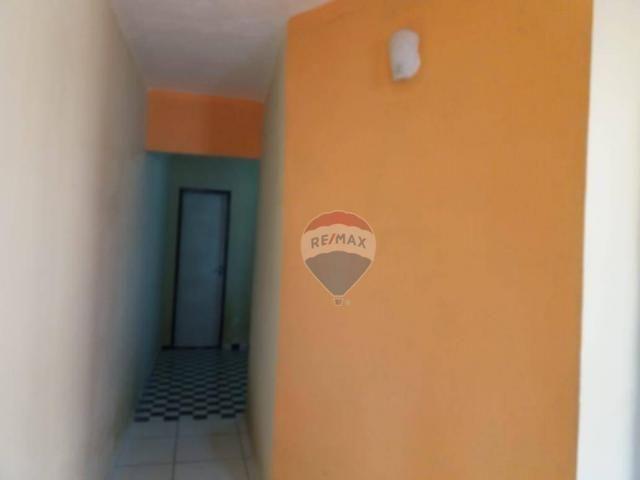 Casa com 2 dormitórios para alugar, 80 m² por r$ 500/mês - boa esperança - parnamirim/rn - Foto 4