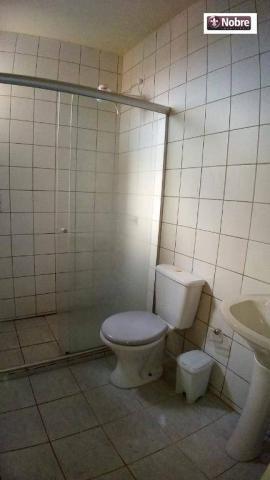 Apartamento para alugar, 68 m² por r$ 1.050,00/mês - plano diretor norte - palmas/to - Foto 17