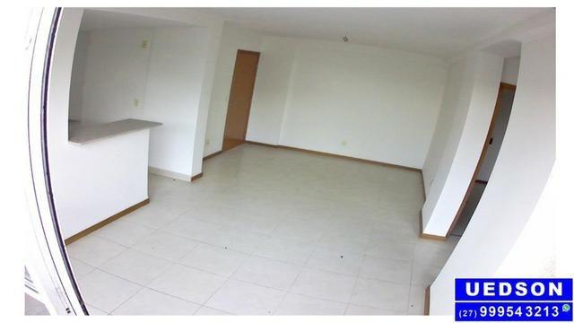 UED-48 - Apt° 2 quartos térreo com quintal e suíte em morada de laranjeiras - Foto 2