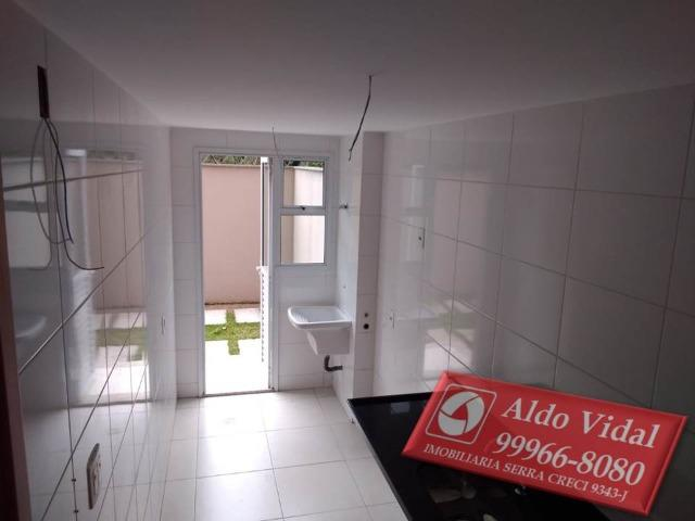 ARV 147- Apto 3 Quartos Suíte + Quintal 117m² + 2vg Garagens Privativa, Laranjeiras Serra - Foto 12