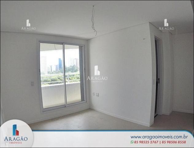 Apartamento com 3 suítes à venda, 94 m² por r$ 780.000 - aldeota (repasse de particular) - Foto 9