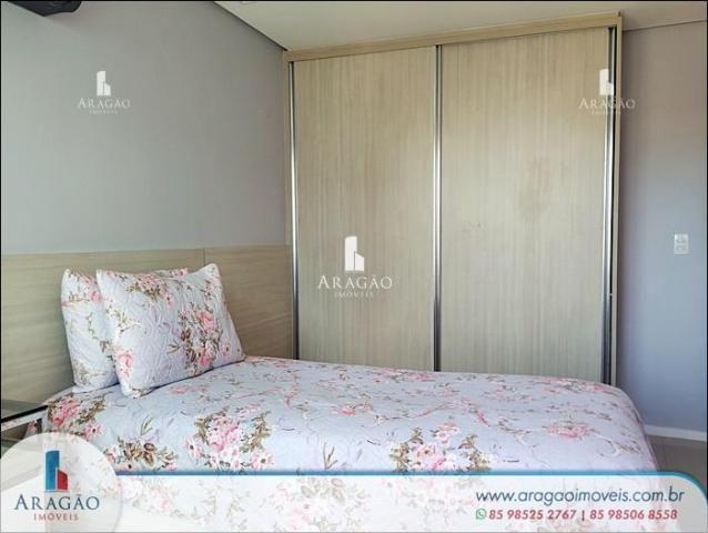Apartamento à venda, 106 m² por r$ 850.000,00 - aldeota - fortaleza/ce - Foto 16