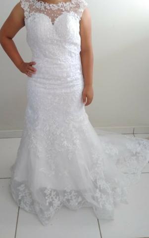Vestido de noiva sereia - Foto 3