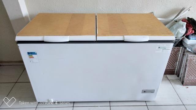 Consul freezer horizontal