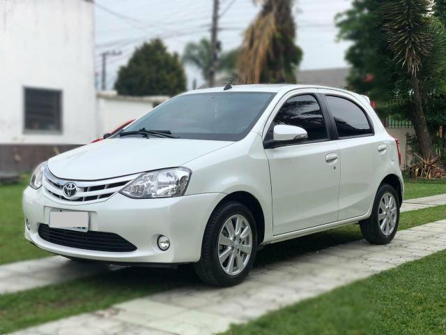 Toyota Etios Hb XLS 1.5 Automático - Foto 5