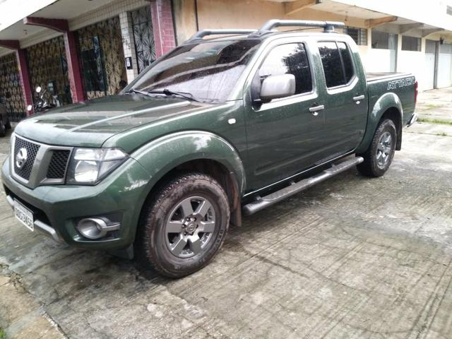 Frontier Attack 4x4 aut. R$84.000,00 - Foto 2