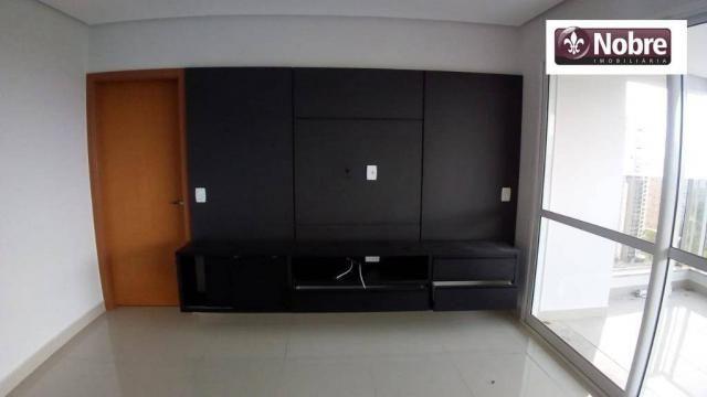 Apartamento com 4 dormitórios para alugar, 151 m² por r$ 3.805,00/mês - plano diretor sul  - Foto 15