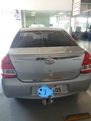Urgentee Vendo ou Troco Toyota Etios 2017 Sedan, Completo Autom. bem abaixo da Fipe - Foto 6